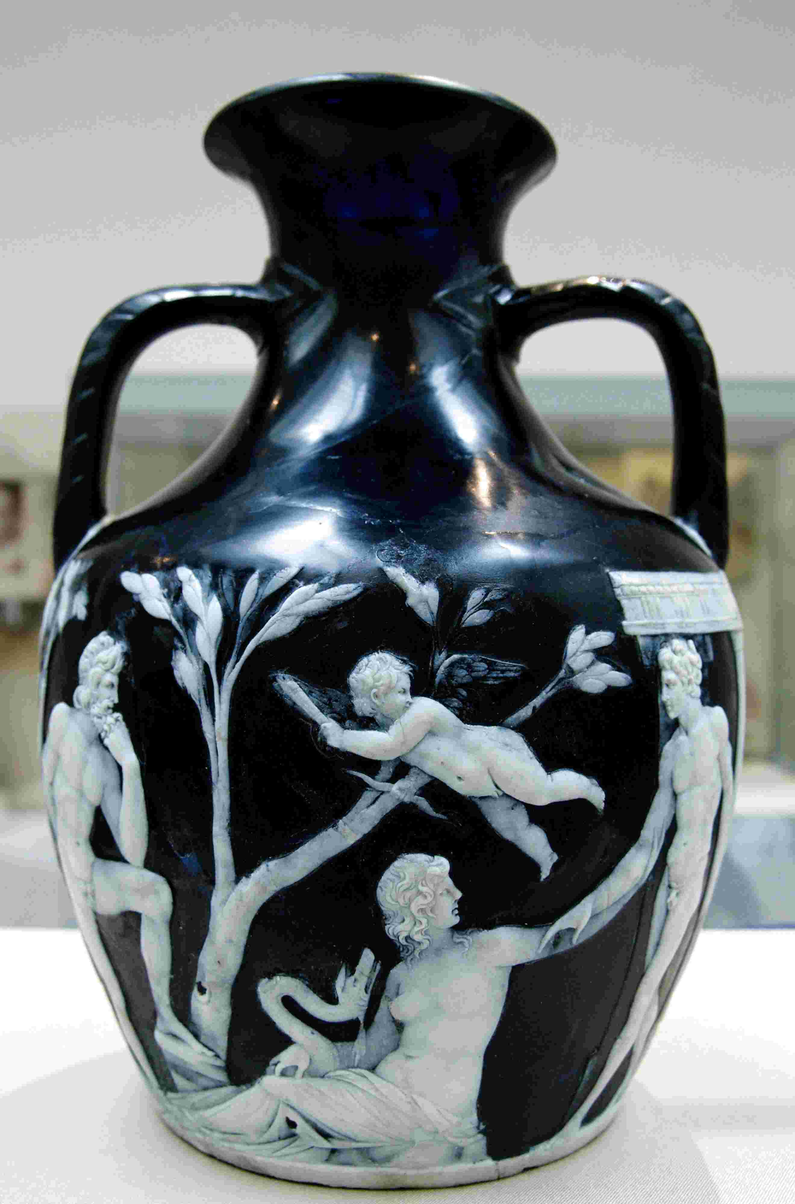 cameo glass for sale