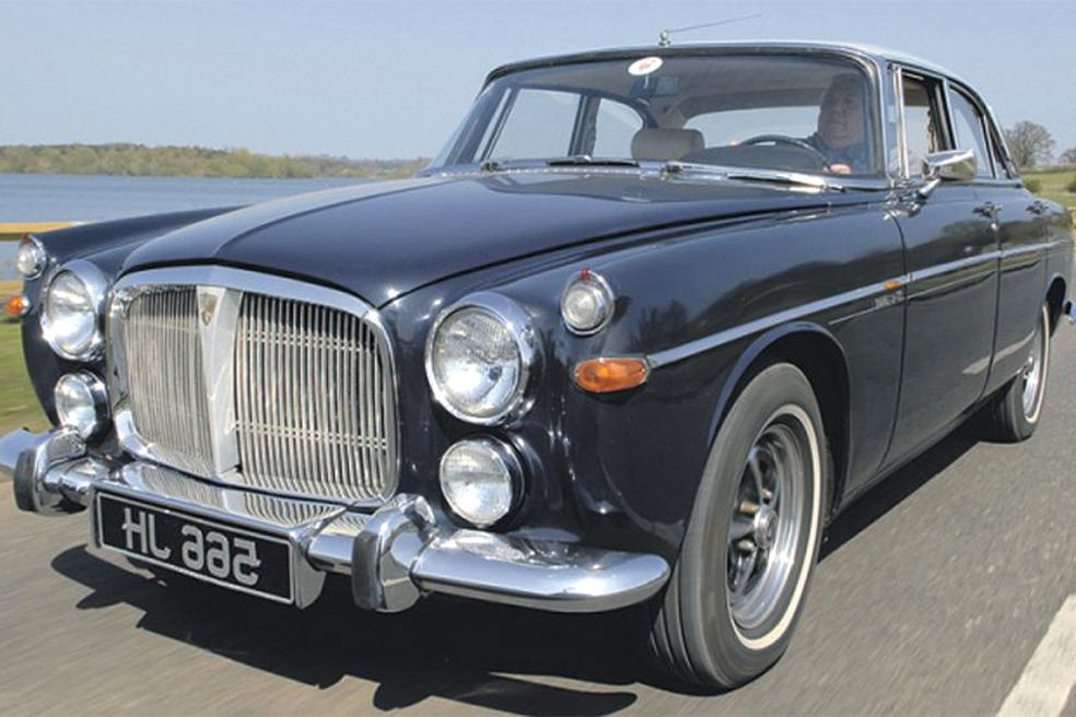 rover p 5 for sale