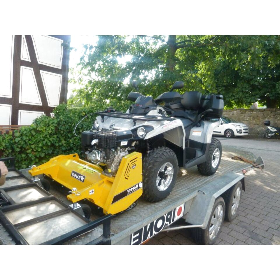 quad mower for sale
