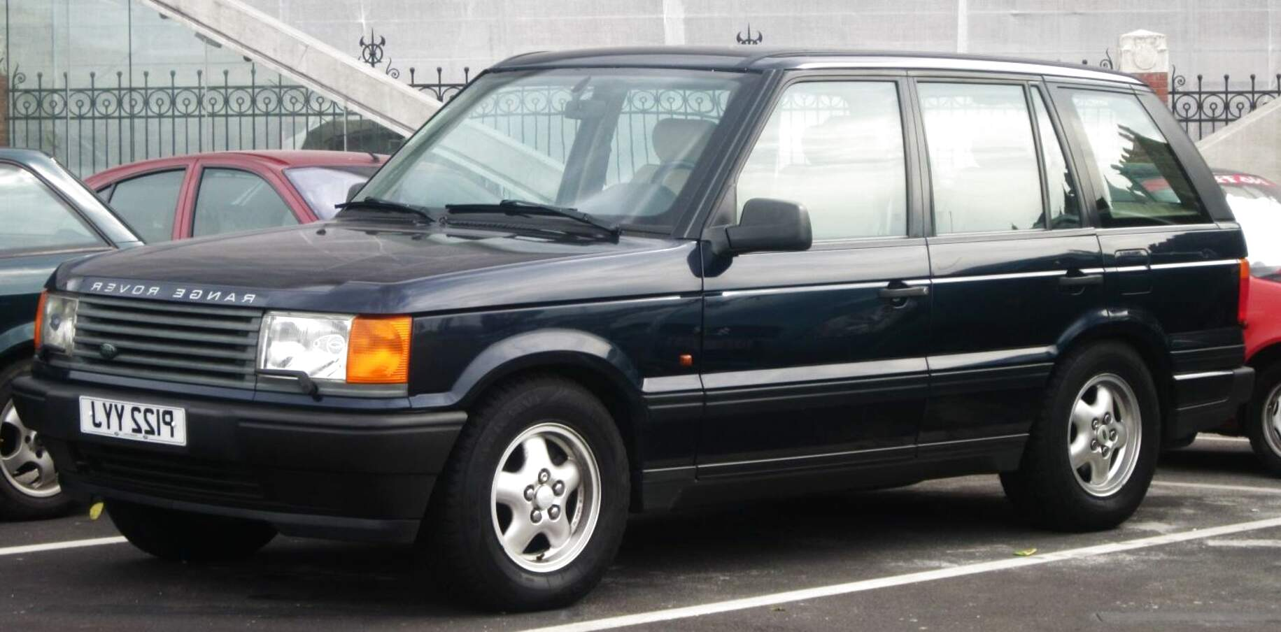 p38 range rover for sale
