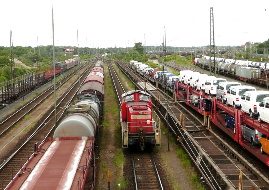 railway rolling stock for sale