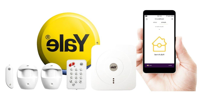 yale burglar alarm system for sale