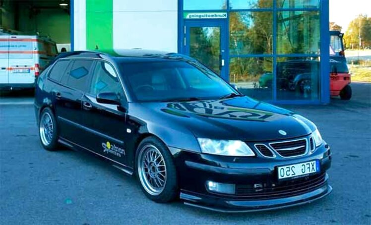 saab 9 3 2 8t for sale