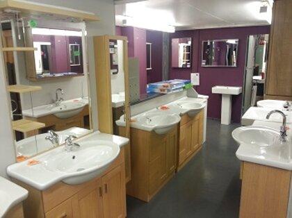 Ex Display Bathroom Furniture for sale in UK