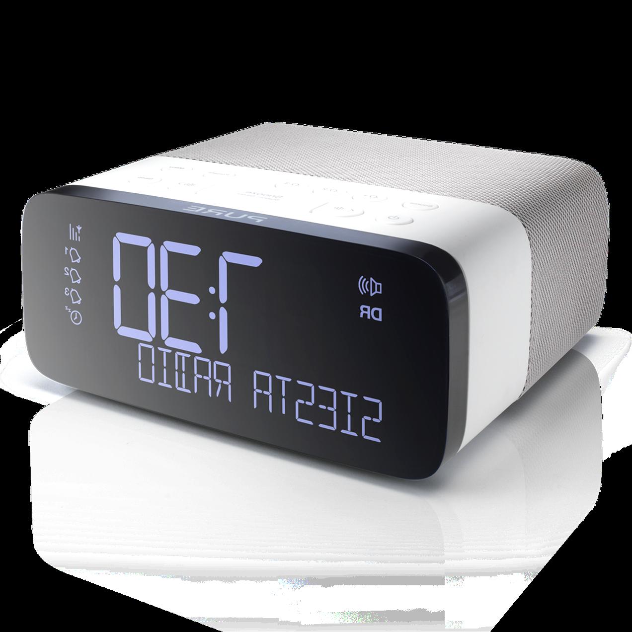 pure clock radio for sale