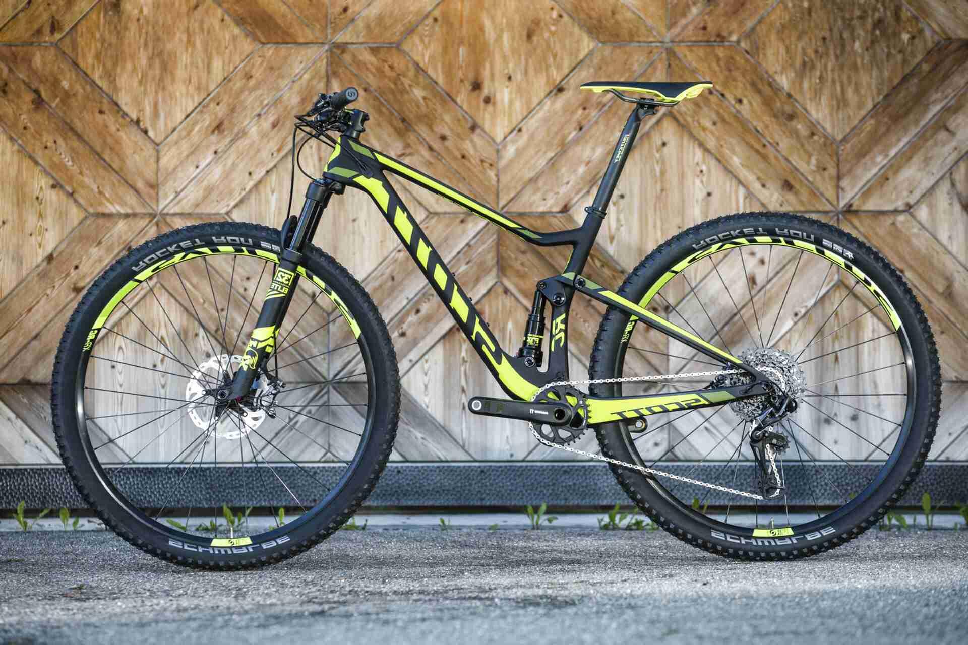 scott spark bike for sale