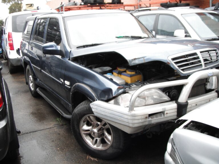 daewoo musso parts for sale