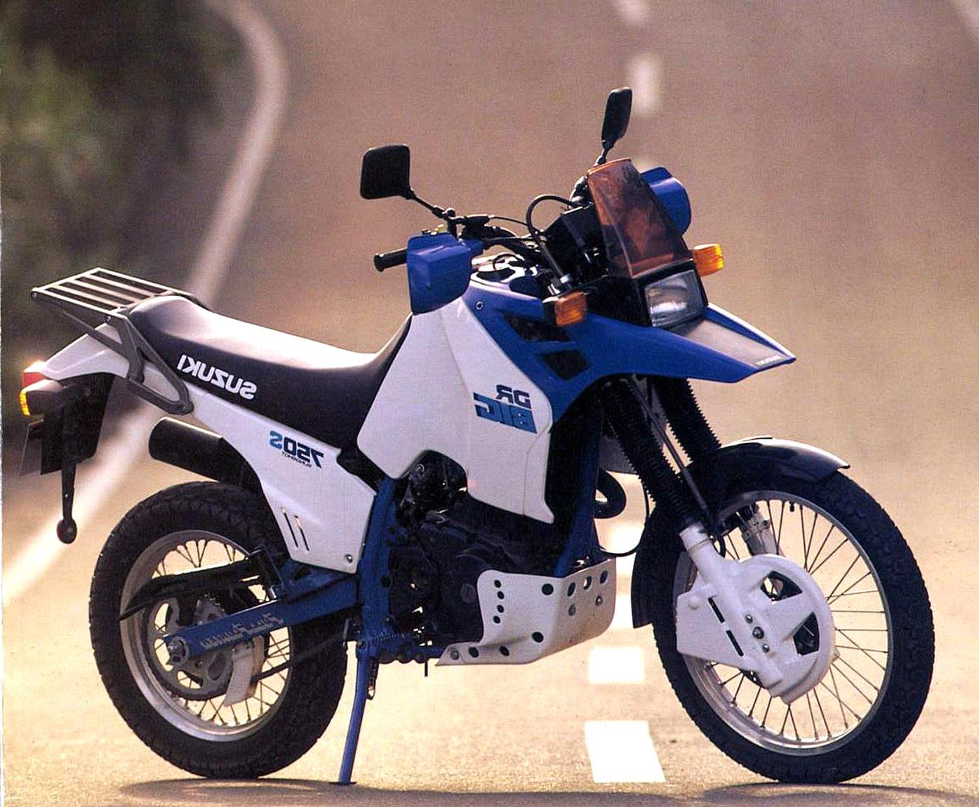 Compatible Suzuki DR 750 S Desert Starter Relay 1988-1989