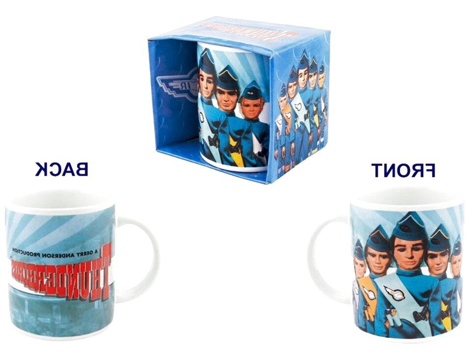 thunderbirds mug for sale