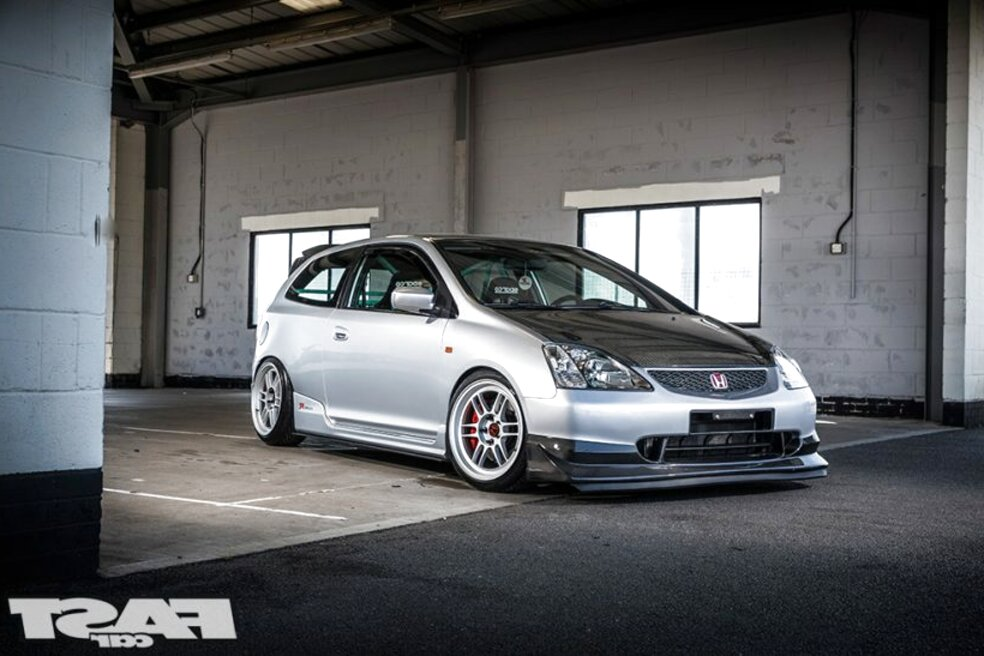 JAPSPEED HUBCENTRIC 15mm 5x114.3 WHEEL SPACERS FOR HONDA CIVIC INTEGRA TYPE R
