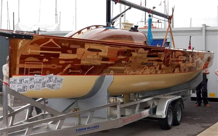 boat projects for sale