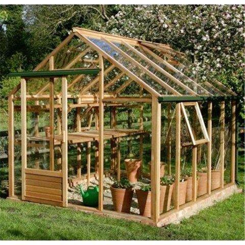 cedar greenhouses for sale