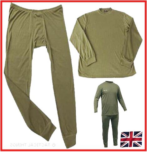 army thermal underwear for sale