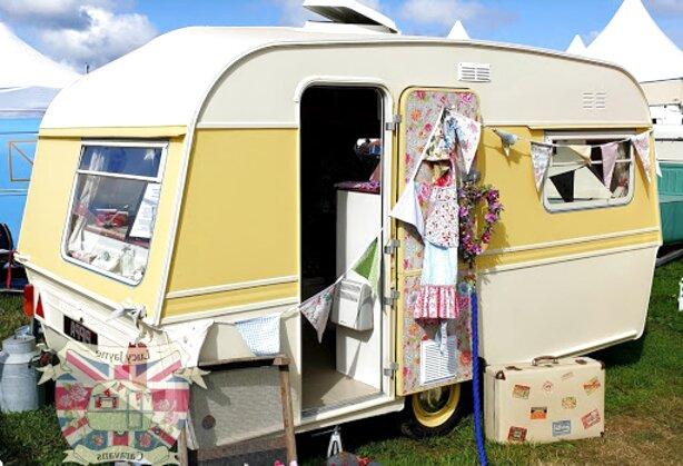vintage caravans for sale