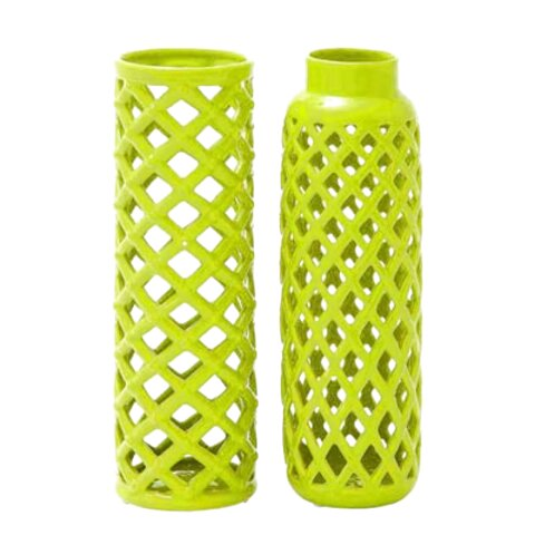 Lime Green Vase For Sale In Uk 32 Used Lime Green Vases