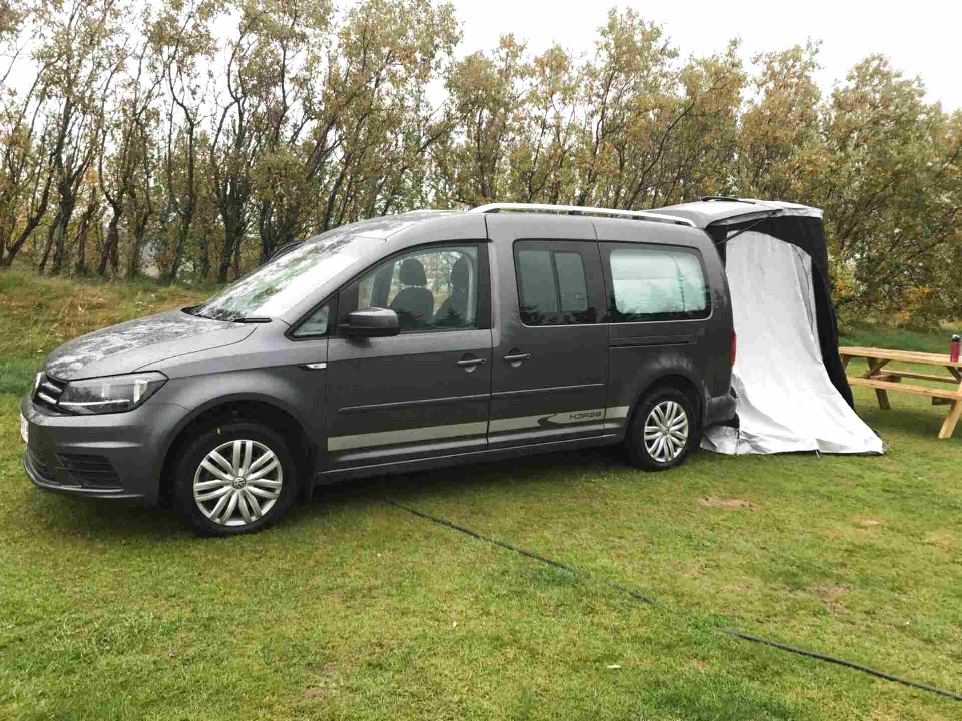 Vw Caddy Camper for sale in UK | 38 used Vw Caddy Campers
