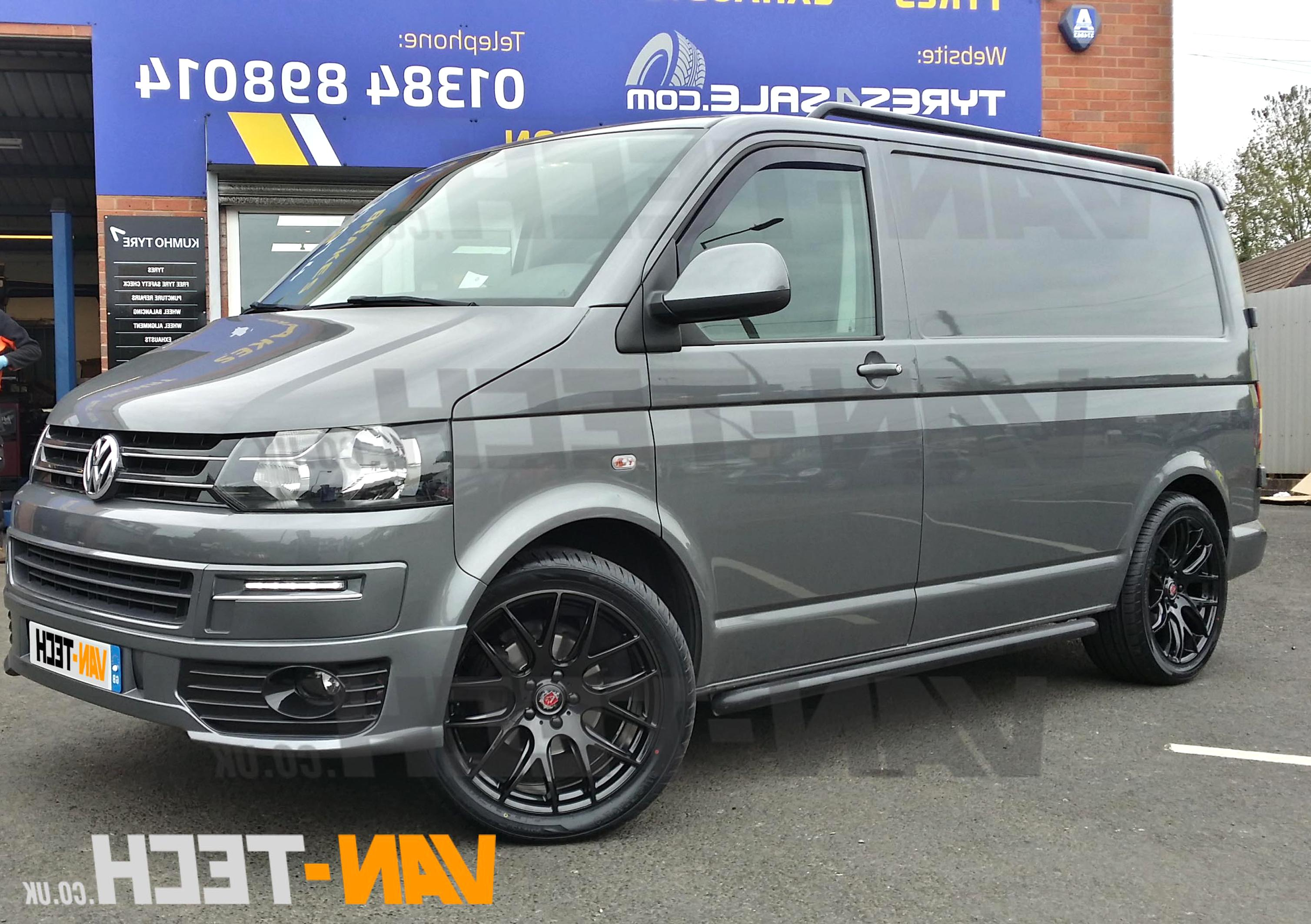 vw transporter t5 wheels for sale