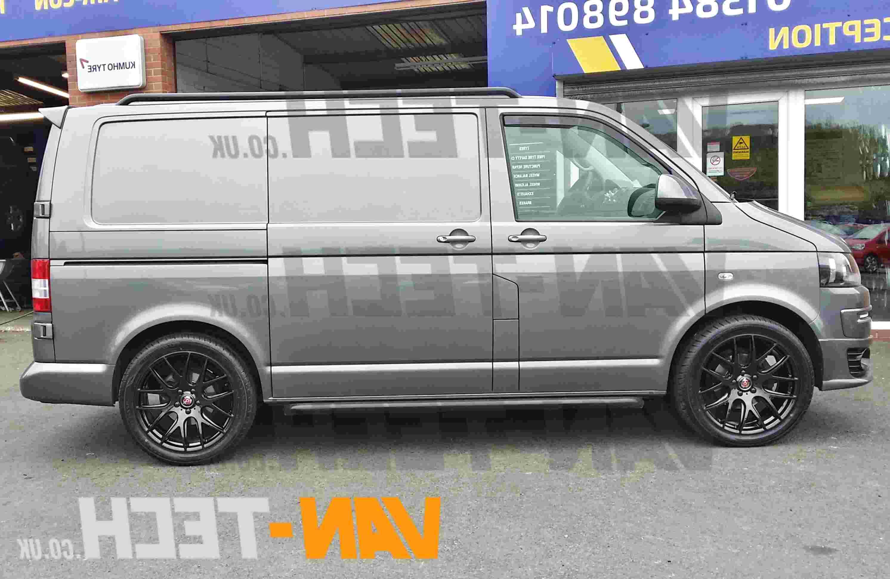 vw transporter t5 alloy wheels 18 for sale