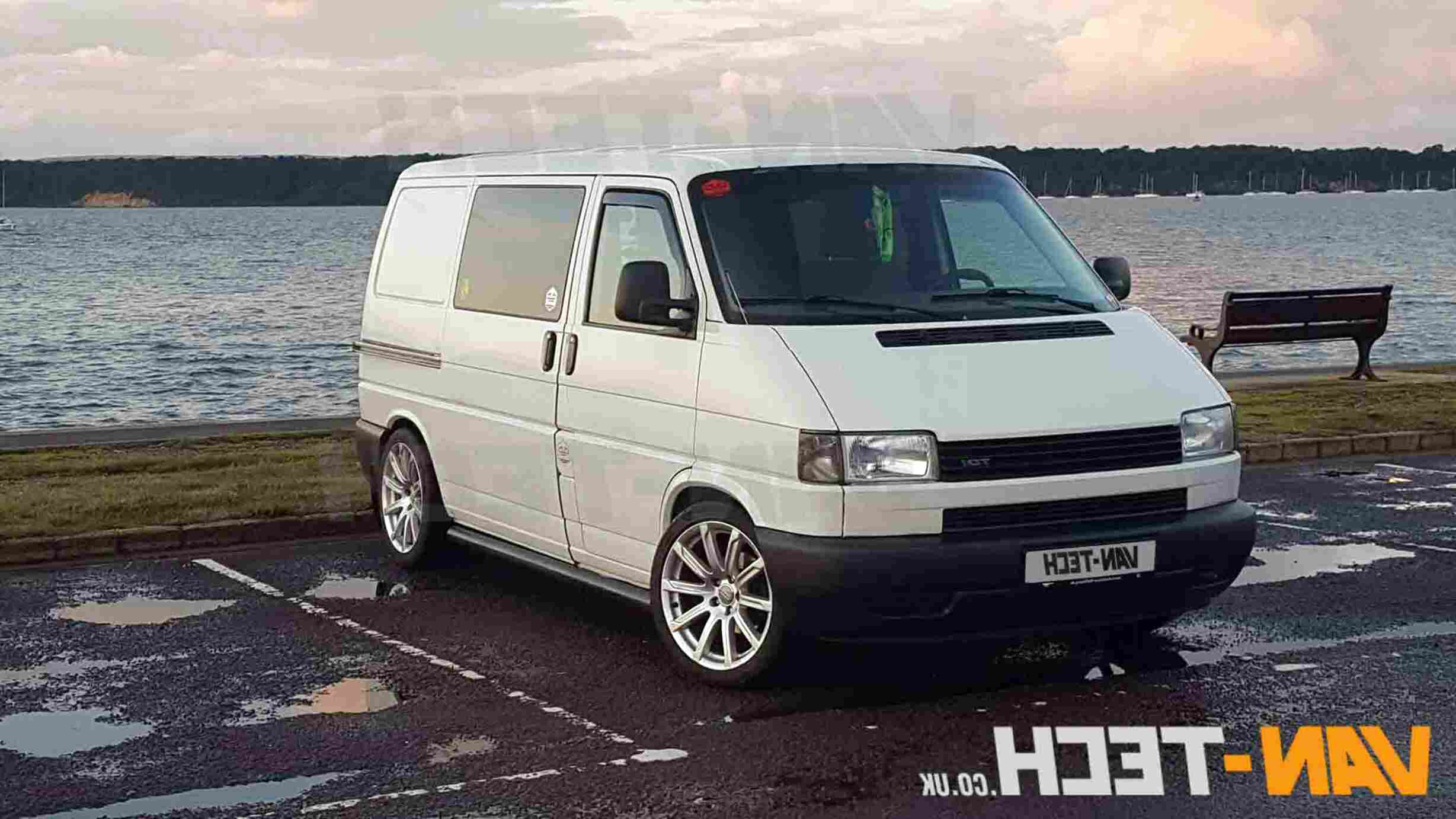 LWB VW T4 Polished 63mm stainless side bars SLASH CUT ENDS top quality easy fit