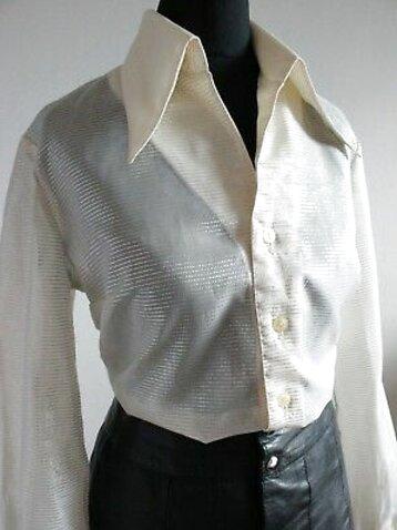 dagger collar shirt for sale