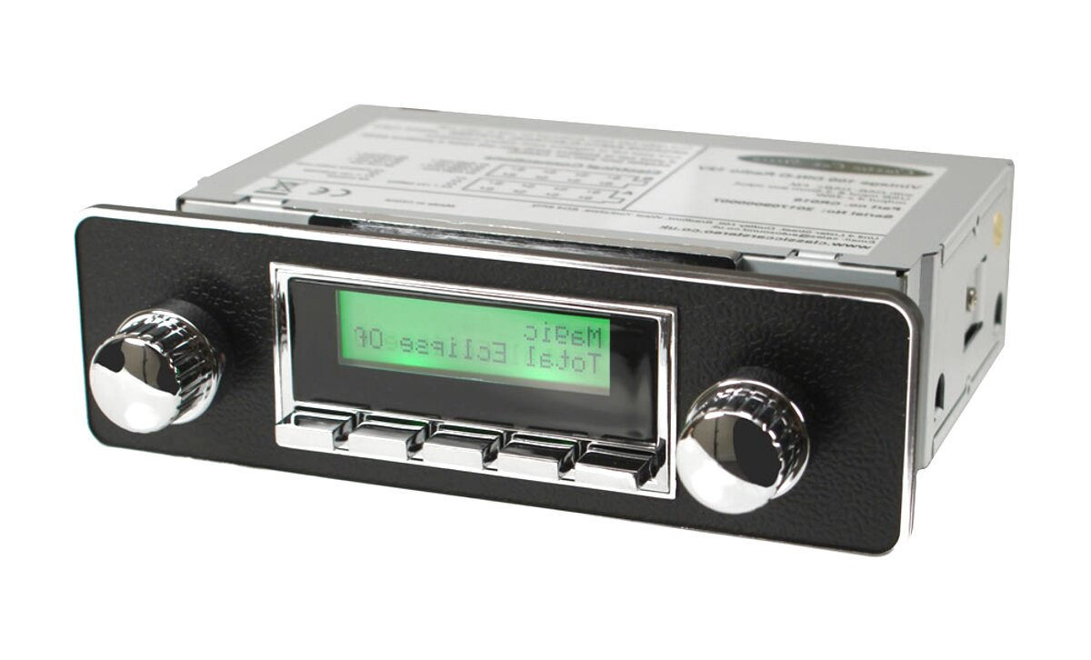 retro dab car radio for sale