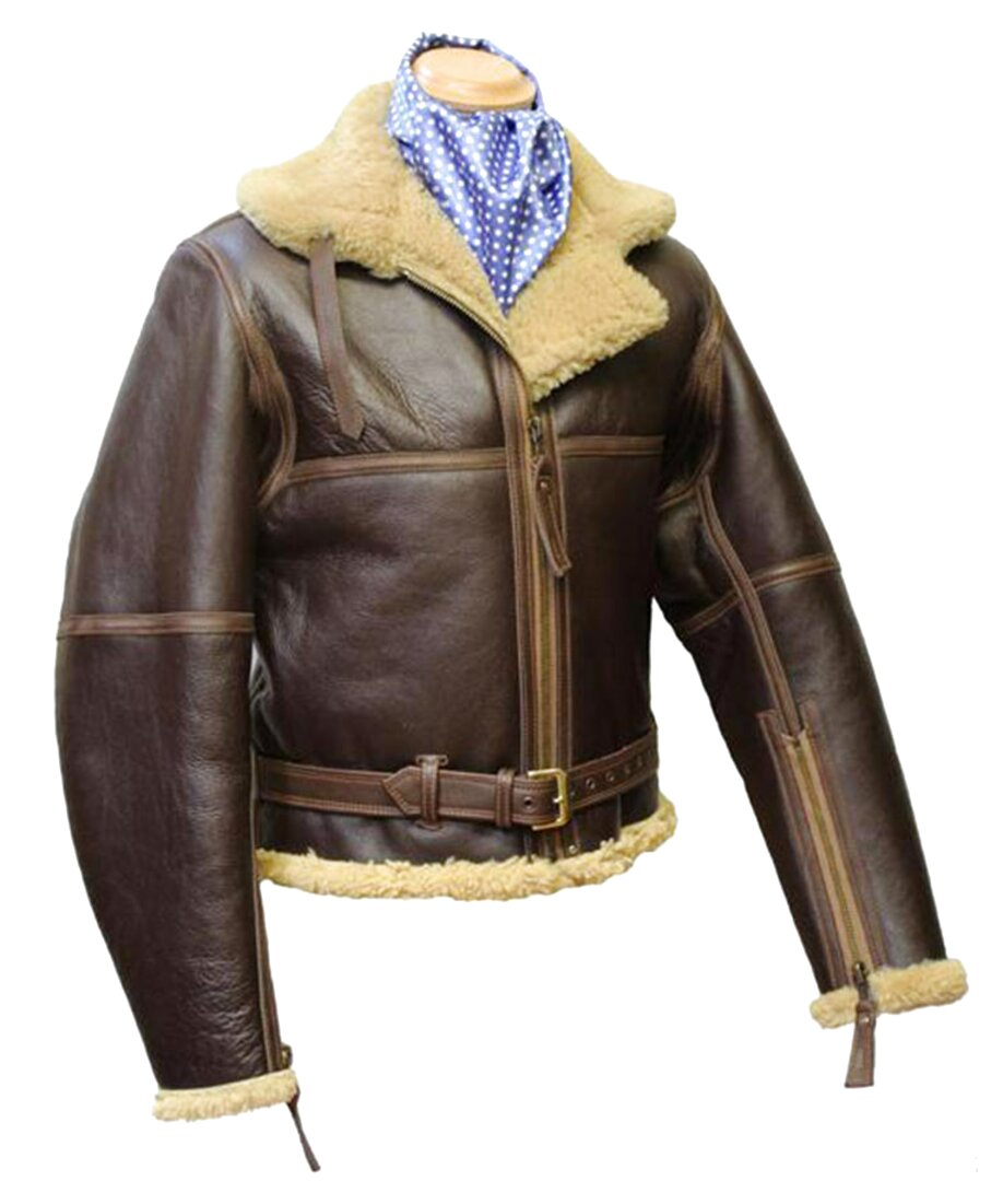 raf leather jacket for sale