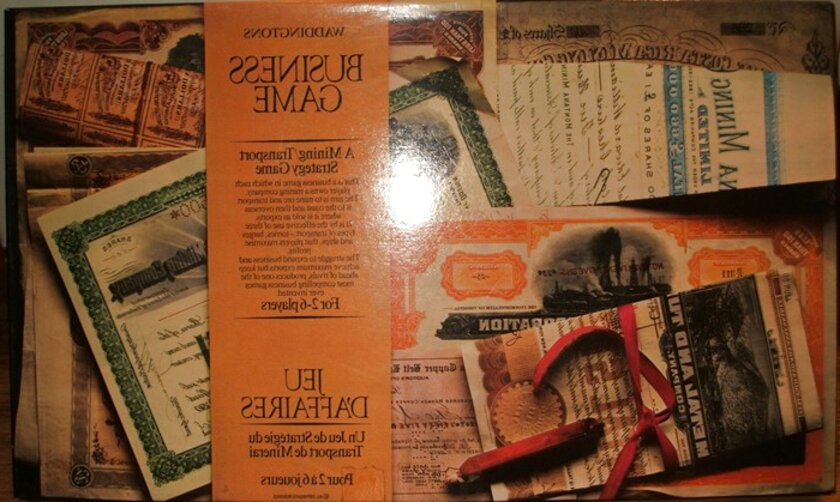 waddingtons business game for sale