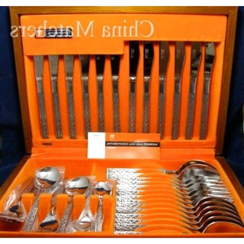 webber hill canteen cutlery for sale