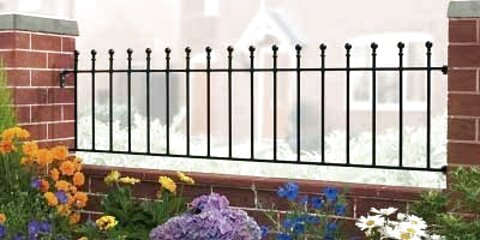Metal Garden Railings For Sale In Uk View 76 Bargains