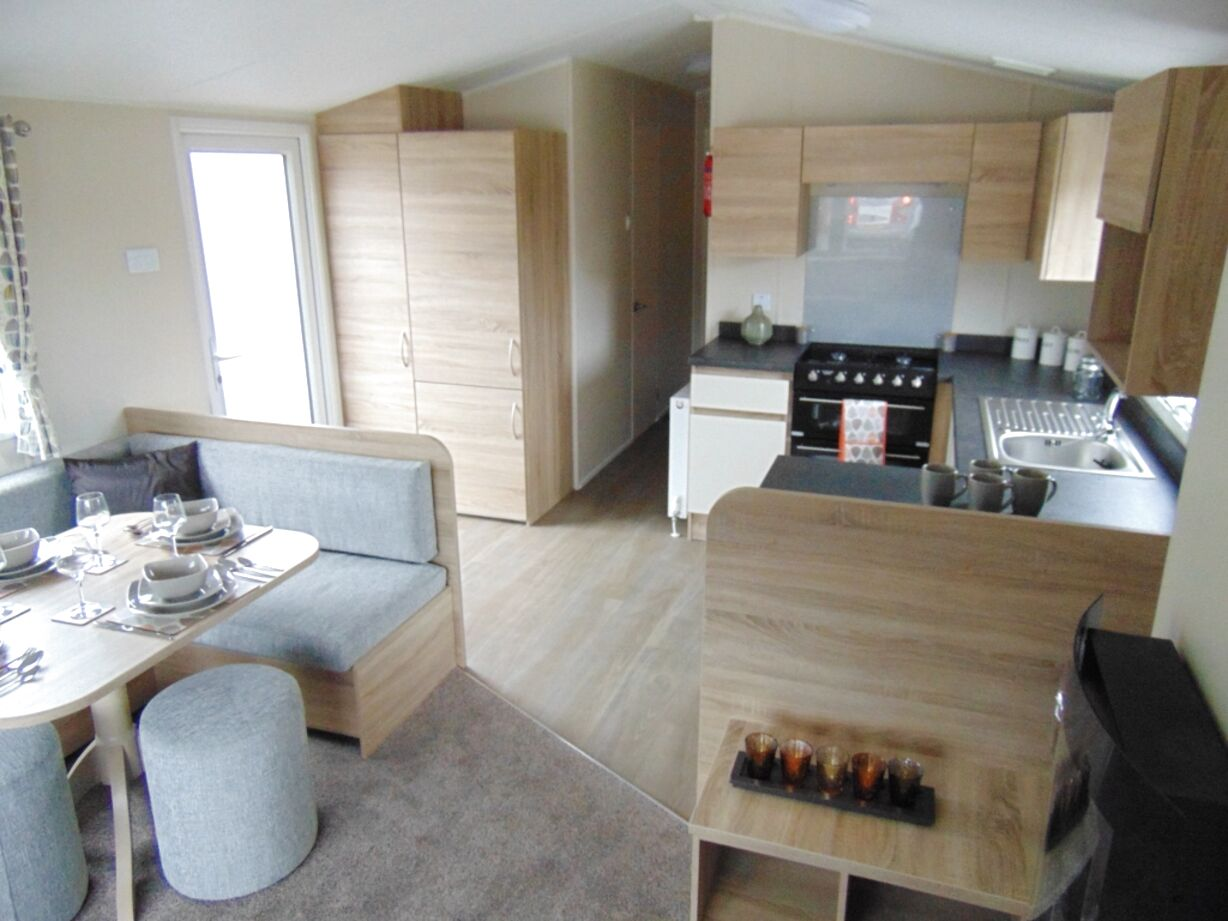 caravan dining table for sale