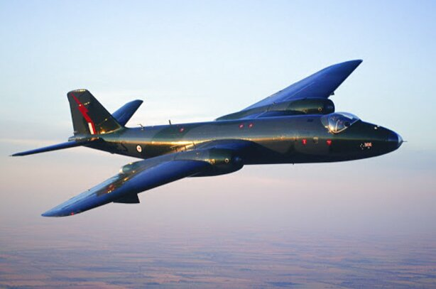 english electric canberra for sale
