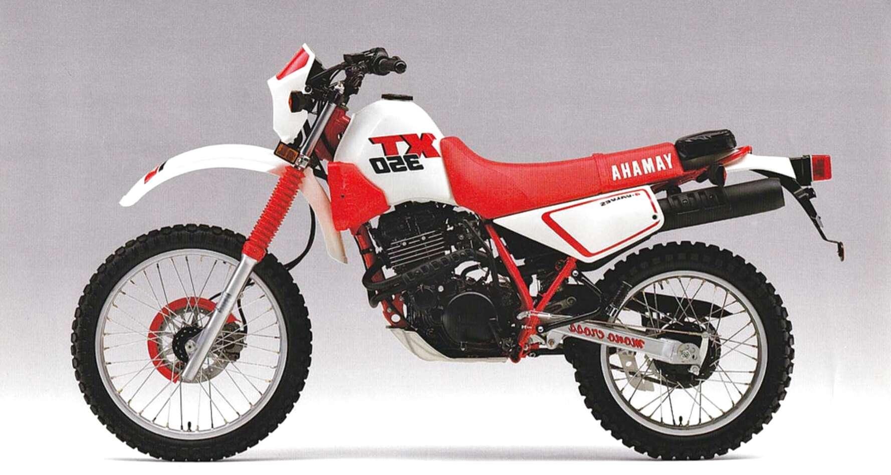 yamaha xt350 for sale