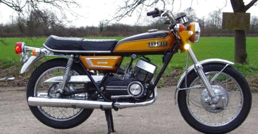 USA 1971-1973 Kickstart Oil Seal 1 Each 250cc Yamaha YDS-7
