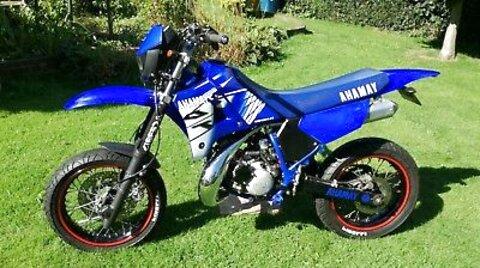 yamaha dt 125 sm for sale