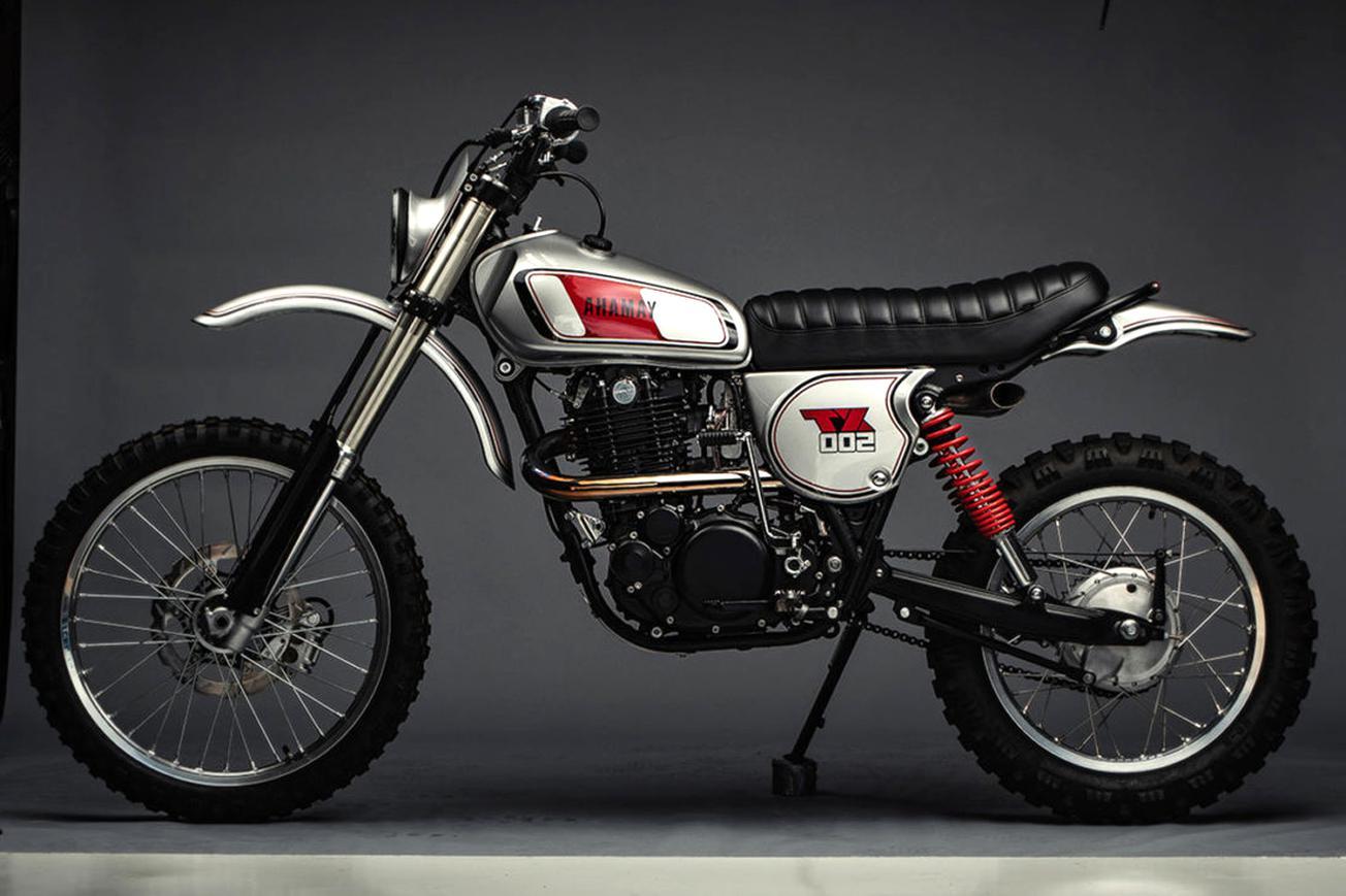 yamaha xt500 for sale