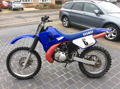 yamaha dt 125 spares for sale