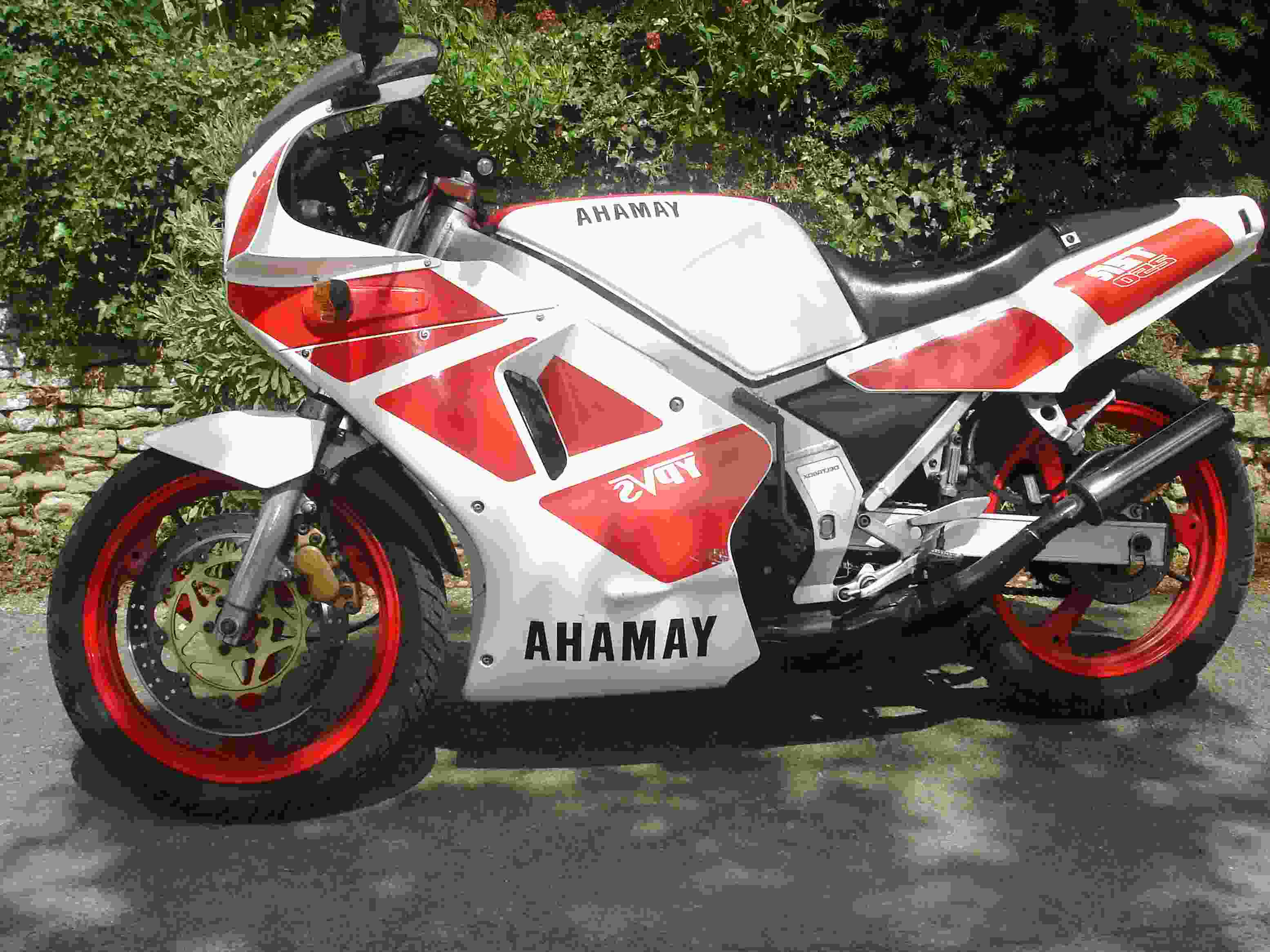 yamaha tzr 250 for sale
