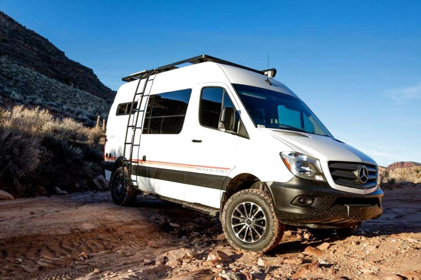 4X4 Camper for sale in UK | 62 second-hand 4X4 Campers