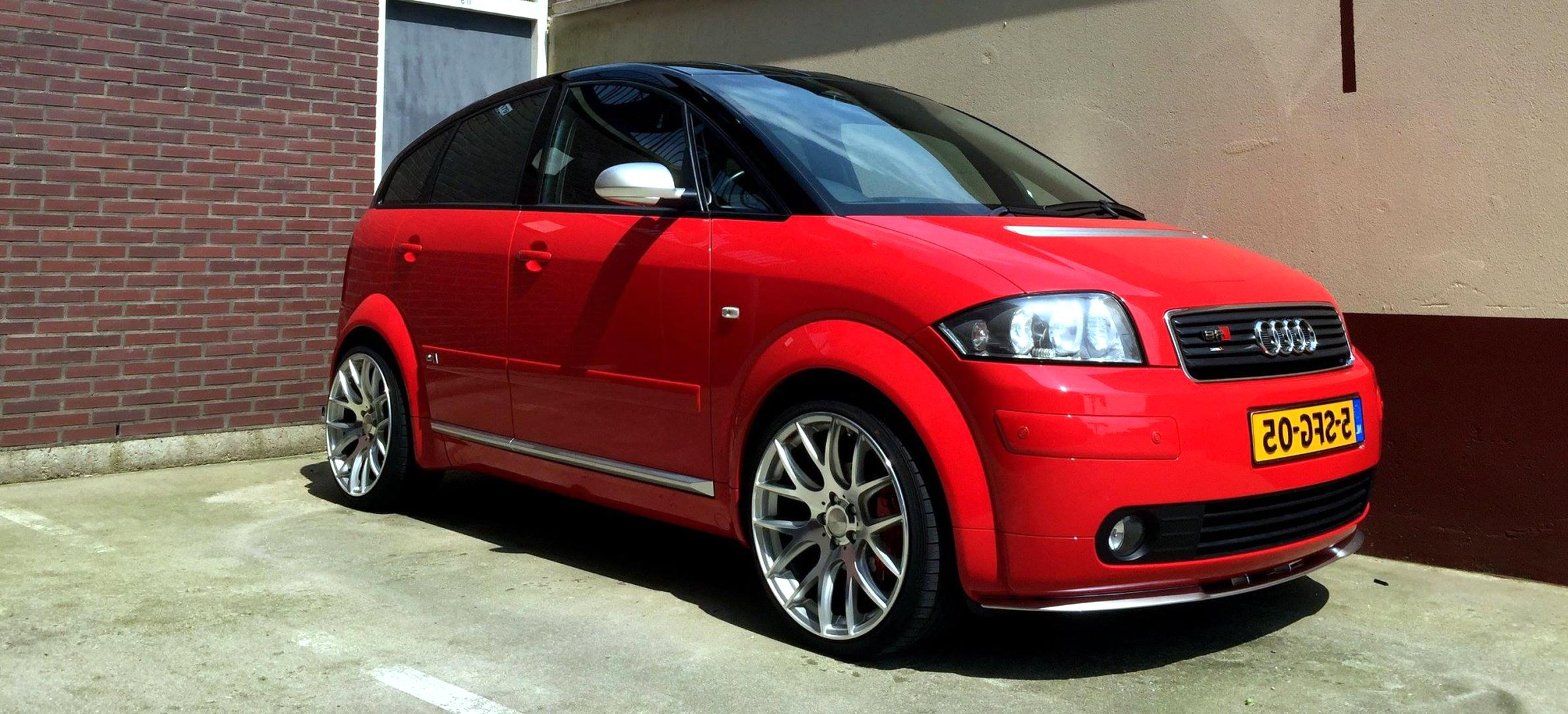 audi a2 alloy wheels for sale