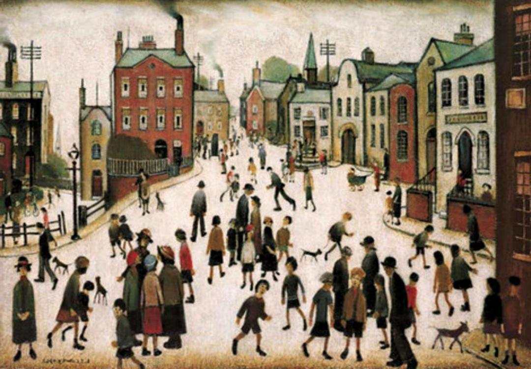 l s lowry for sale