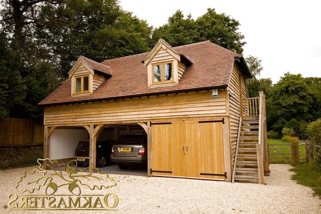 oak garage for sale
