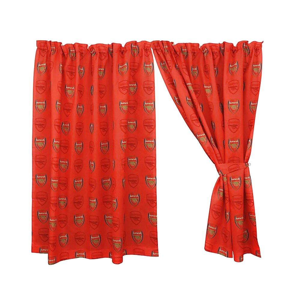 arsenal curtains for sale