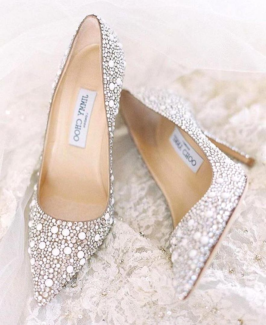 Jimmy Choo Wedding Shoes for sale in UK