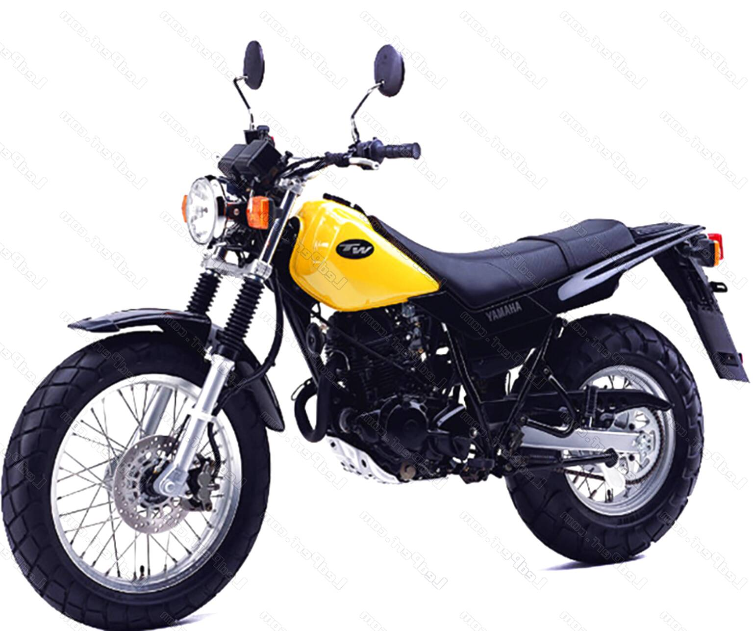 Yamaha Tw 125 For Sale In Uk 61 Used Yamaha Tw 125