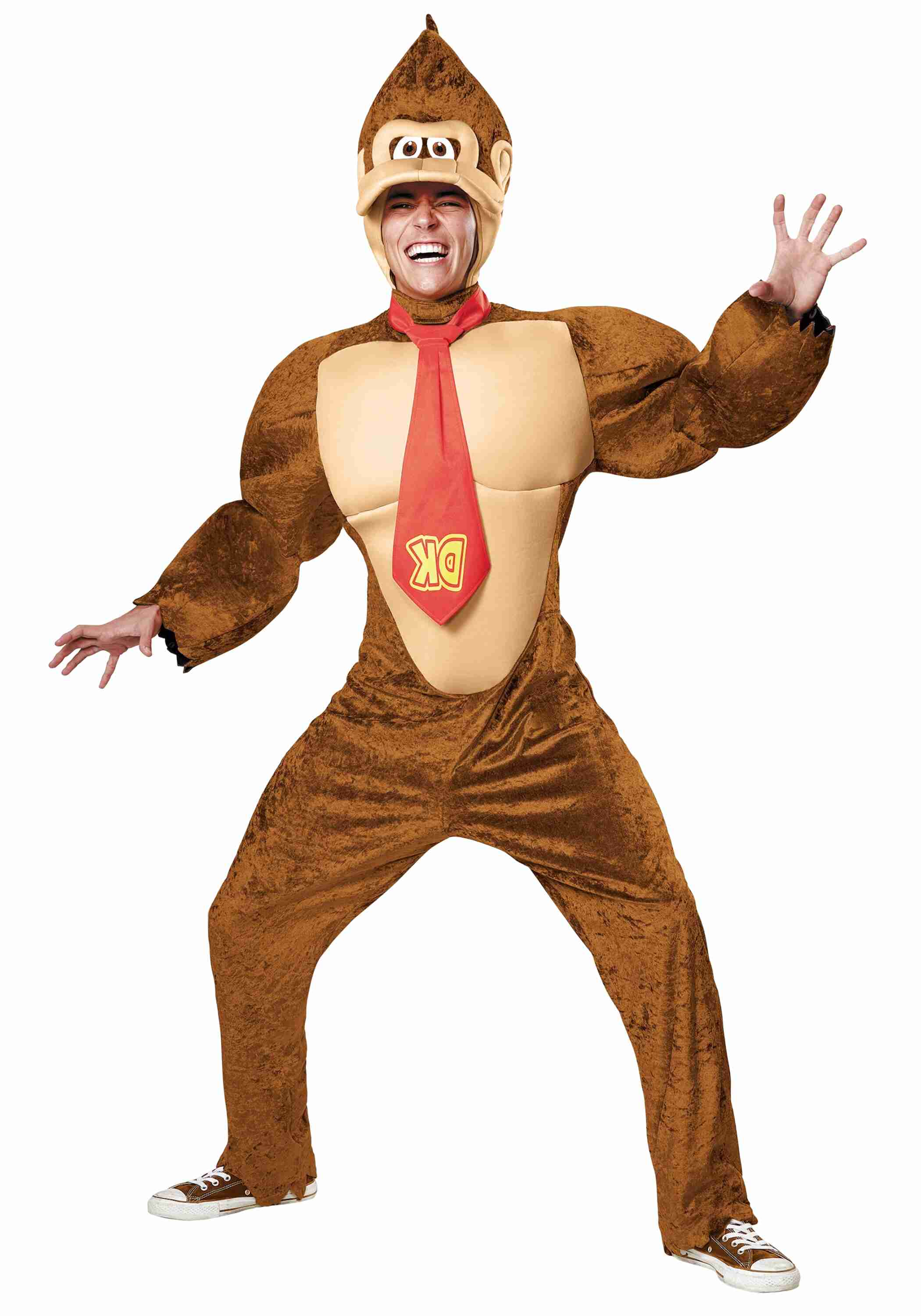 donkey kong costume for sale