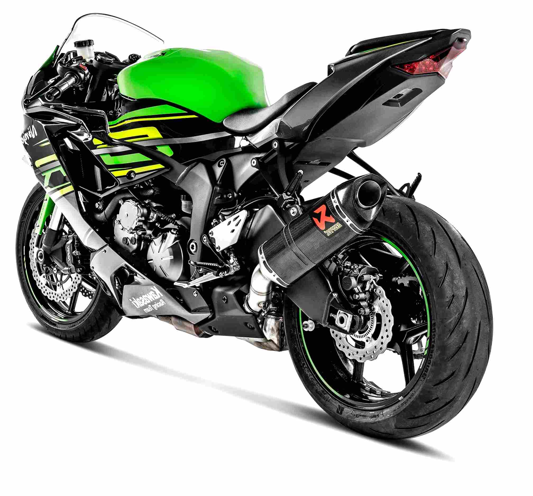 akrapovic zx6r for sale