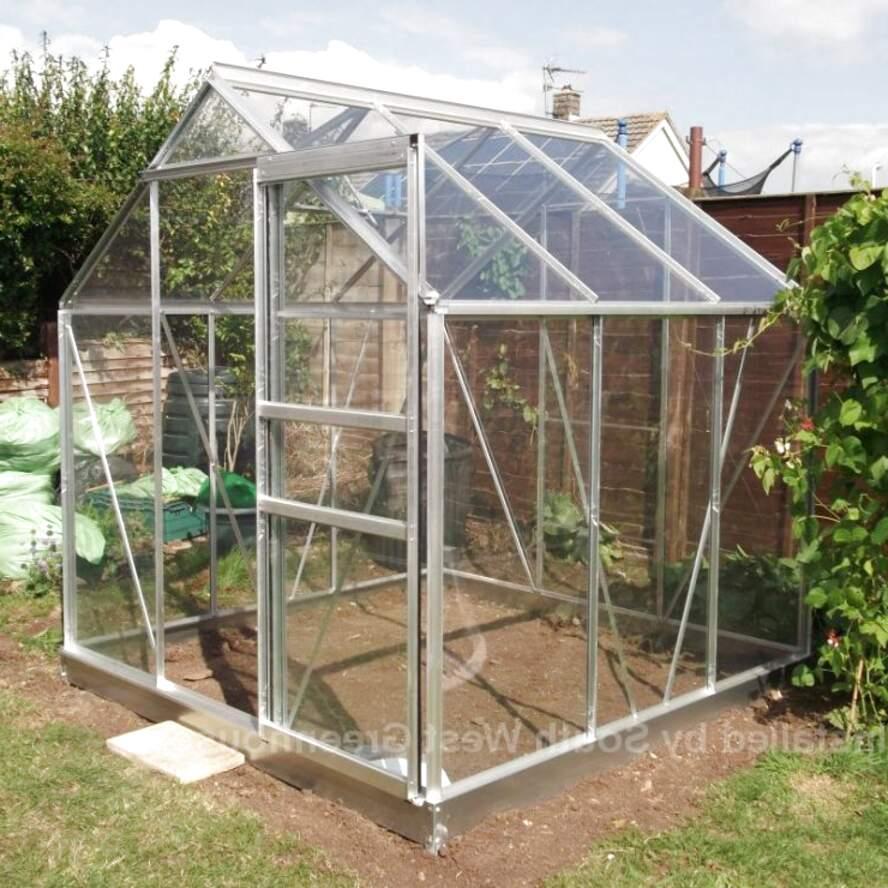 aluminium greenhouses for sale
