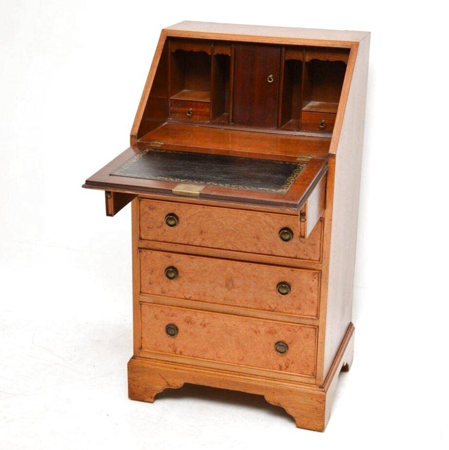 writing bureau antique for sale