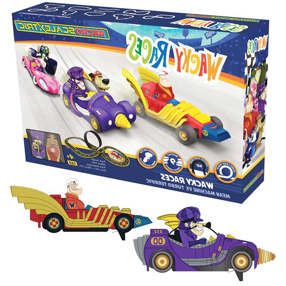 wacky races toys for sale