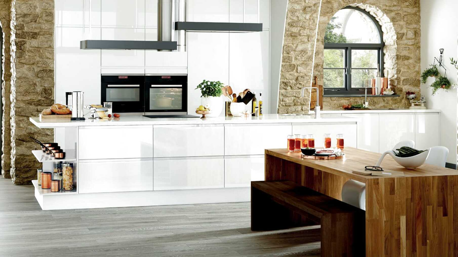 Howdens White Gloss Kitchen Doors For Sale In Uk